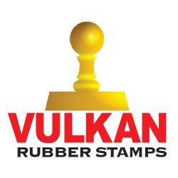 VULKAN Rubber Stamps