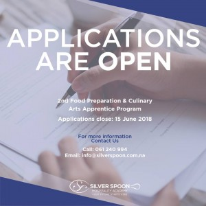 Applications are OPEN!